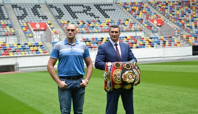 W. Klitschko vs T. Fury unvan gecesi NTV Spor'da!