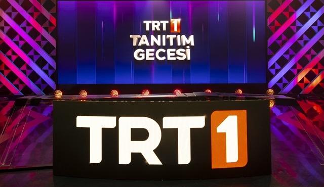 TRT 1 Tanıtım Gecesi'nde değişim seyircinin beğenisine sunuldu!