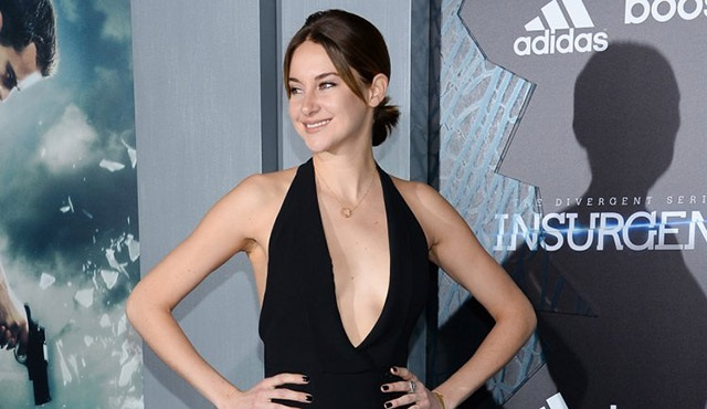 Shailene Woodley, HBO dizisi Big Little Lies'te rol alacak