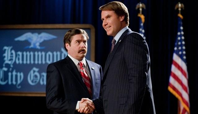CNBC-e iki film birden kuşağında bu hafta: 'The Campaign'