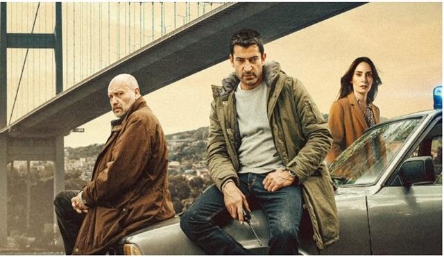 Alef, Variety'nin en iyi diziler listesinde