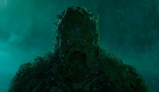 DC Universe'ün yeni dizisi Swamp Thing 31 Mayıs'ta başlıyor