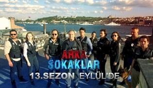 Arka Sokaklar dizisinin yeni sezon fragmanı yayınlandı!