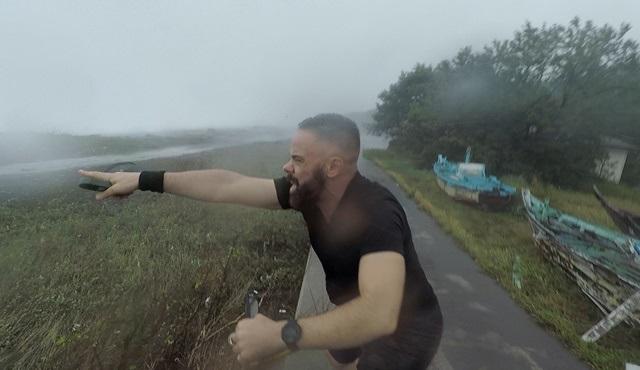 Kasırga Adam (Hurricane Man) belgeseli BBC Earth'te ekrana gelecek!