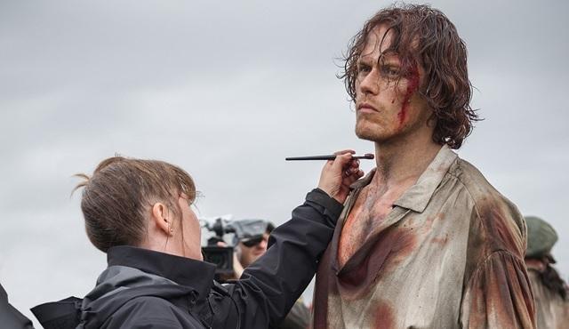 Outlander'in 3. sezon çekimleri başladı