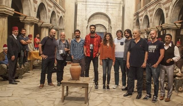 Avrupa Basını Türkiye'ye gelerek Filinta dizi setini ziyaret etti!