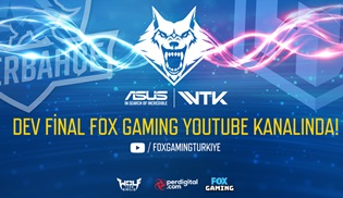 ASUS Wolfteam Ligi Sezon Şampiyonu FOX Gaming'de belli olacak!