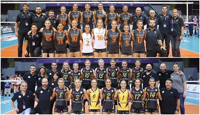 Vestel Venüs Sultanlar Ligi Maçları NTV Spor'da!