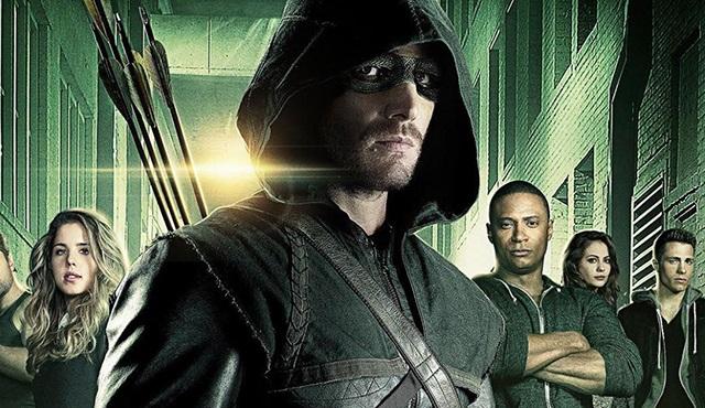Arrow Cave'nin 4. sezonda nasıl görüneceği ortaya çıktı