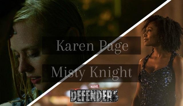 Deborah Ann Woll ve Simone Missick, The Defenders'ta da yer alacaklar