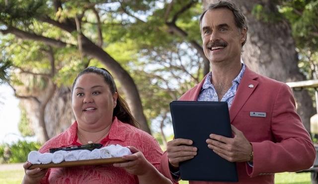 HBO'nun yeni dizisi The White Lotus 11 Temmuz'da başlıyor