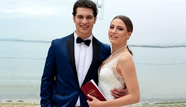 Ve beklenen düğün gerçekleşiyor: Yaman ve Mira evleniyor!
