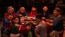 Netflix'in yeni animasyon filmi Bir Ay Masalı'nın fragmanı ve afişi yayınlandı