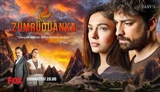 Zümrüdüanka dizisinin afişi yayınlandı!