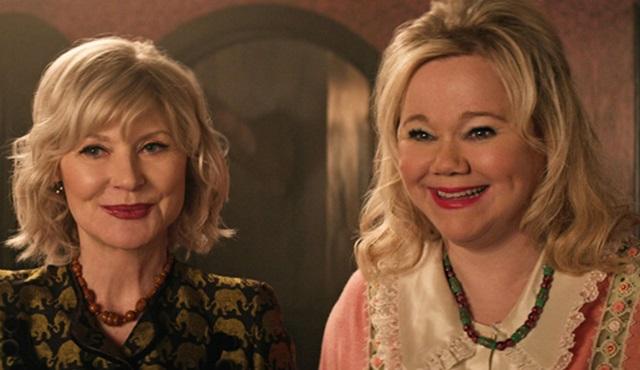 Caroline Rhea ve Beth Broderick, Chilling Adventures of Sabrina'ya konuk oluyor