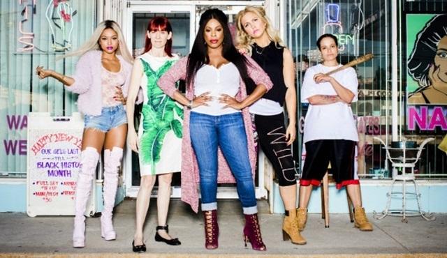 TNT'nin yeni dizisi Claws'tan ilk tanıtım yayınlandı