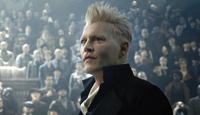 Johnny Depp, Fantastic Beasts serisinden ayrıldı