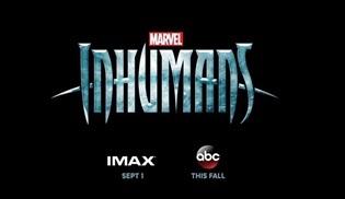 Marvel's Inhumans dizisinin IMAX tarihi belli oldu