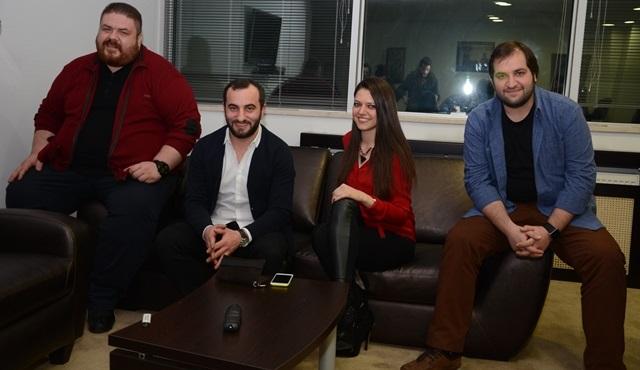 'Ali Kundilli 2' filminin oyuncuları Eskişehir'de seyircisiyle buluştu!