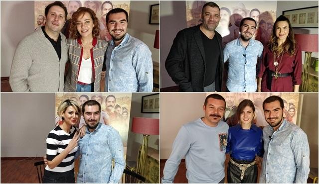 Çakallarla Dans 5 film ekibi, Deniz Ali Tatar'la 6. Seans'a konuk oldu!