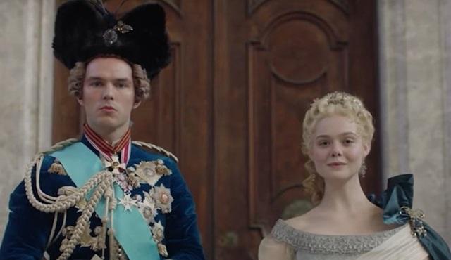 Hulu'nun II. Katerina dizisi The Great'in tanıtımı yayınlandı