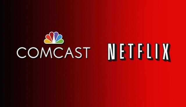 Netflix ve Comcast ortaklık anlaşmalarını uzattılar