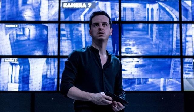 Andrew Scott, Fleabag dizisinin kadrosuna katıldı