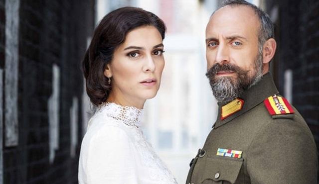 Vatanım Sensin bugün Uruguay'da yayına giriyor