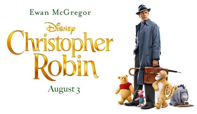 Disney'in yeni filmi Christopher Robin 3 Ağustos'ta vizyona giriyor
