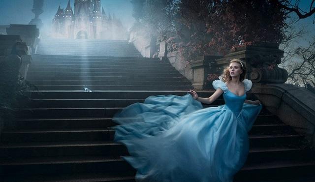 Kenneth Branagh'ın Cinderella'sı izlenme rekoru kırdı
