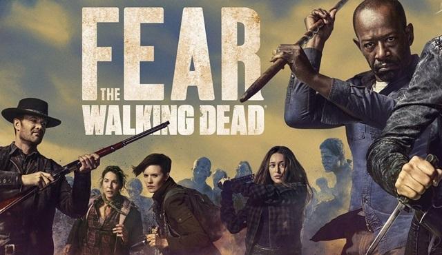 Fear the Walking Dead'in 4. sezonundan 4 dakikalık fragman geldi
