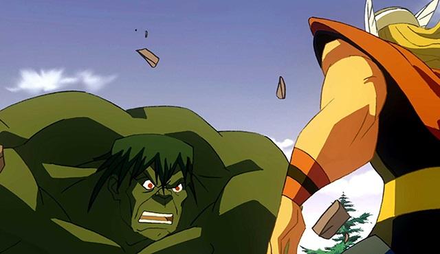 """Animasyon filmi """"Hulk Thor'a Karşı"""" FilmBox HD'de!"""