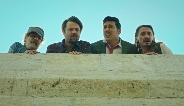 TRT TV Filmleri Projesi kapsamında çekilen Biz Bir Dolaşalım TRT1'de ekrana geliyor!