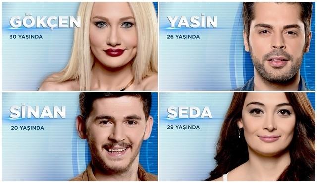 Big Brother Türkiye'de eleme heyecanı yaşanıyor!