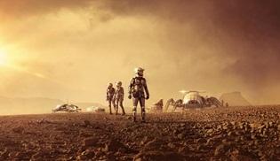 Nat Geo'nun en iddialı yapımlarından Mars, 13 Kasım'da başlıyor