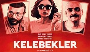 Kelebekler, Bükreş Uluslararası Film Festivali'nde En İyi Film Ödülü'nü aldı