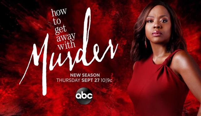 How to Get Away With Murder,  5. sezonuyla 27 Eylül'de ekrana dönüyor