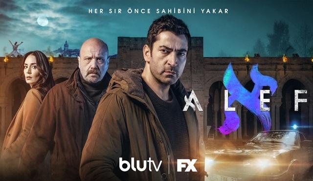 Türkiye'nin ilk online galası ALEF dizisi için yapıldı!