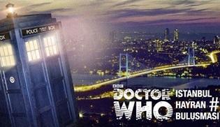 Doctor Who 4. Hayran Buluşması bu pazar İstanbul'da düzenleniyor