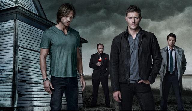 Bir fantastik-kurgu efsanesi: Supernatural