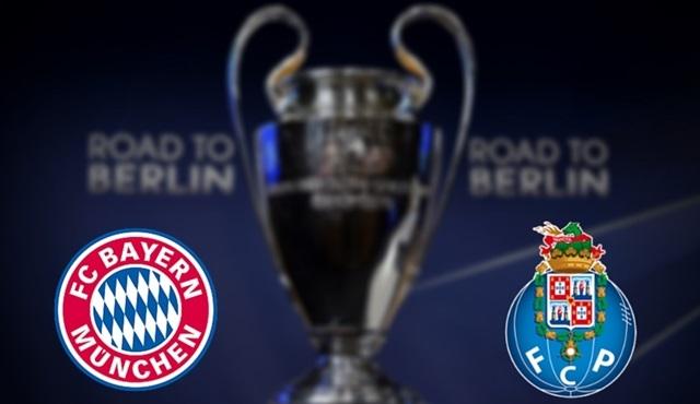 Şampiyonlar Ligi Maçı: Bayern Münih-Porto